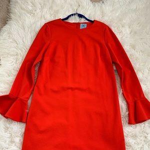 CeCe Fiery Red Dress